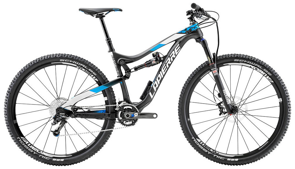 2015 Lapierre Zesty Trail 829 bike