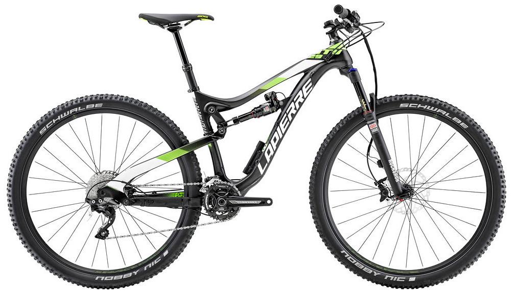 2015 Lapierre Zesty Trail 529 bike