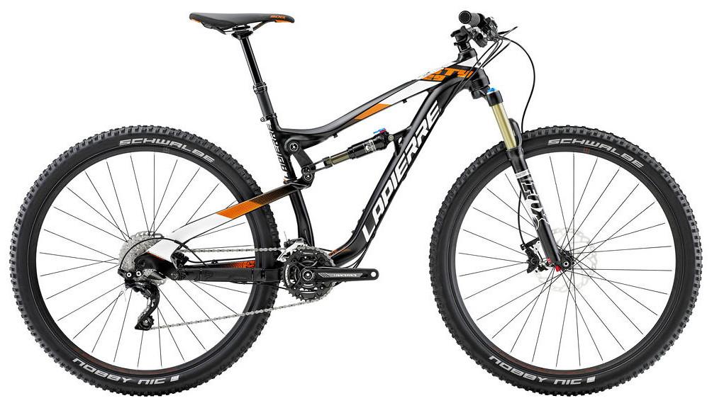 2015 Lapierre Zesty Trail 429 bike