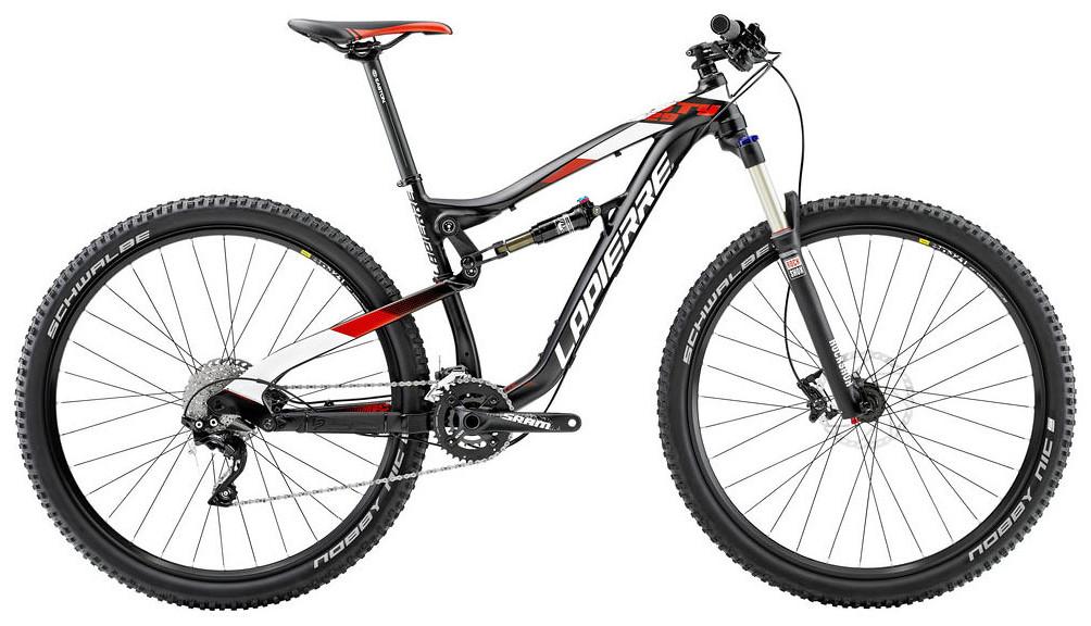2015 Lapierre Zesty Trail 329 bike