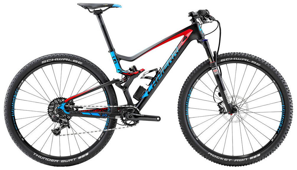 2015 Lapierre XR 729 bike