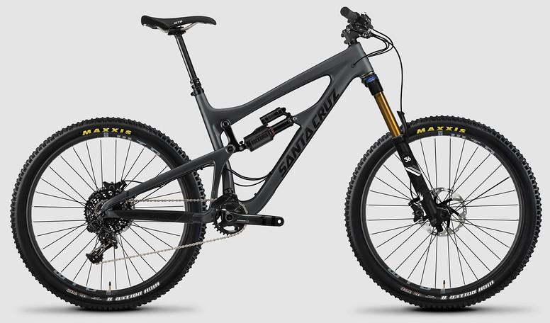 2015 Santa Cruz Nomad Carbon X01 - Reviews, Comparisons, Specs ...