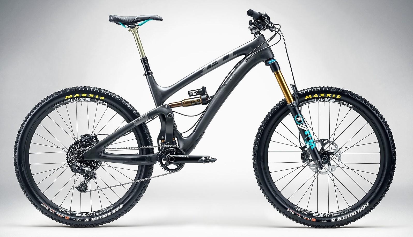 Yeti SB6C with X01 - black