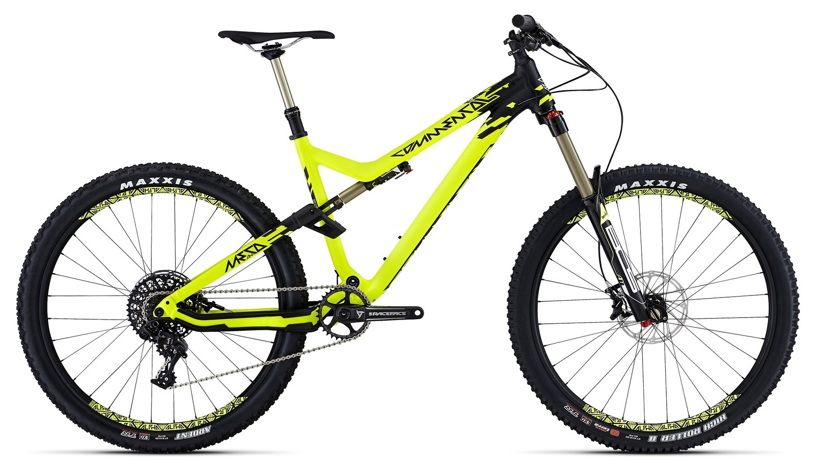 2015 Commencal Meta AM V4 Race 650B Bike