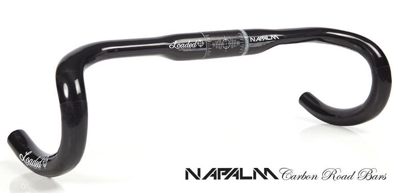 Napalm Carbon Road Bars