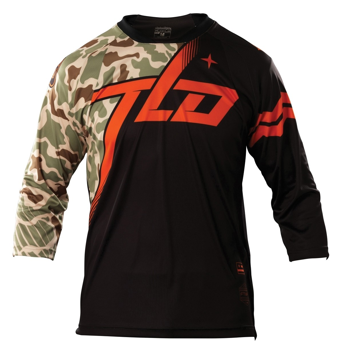 6091ba5c8 Troy Lee Designs 2015 Ruckus Riding Jersey - Reviews
