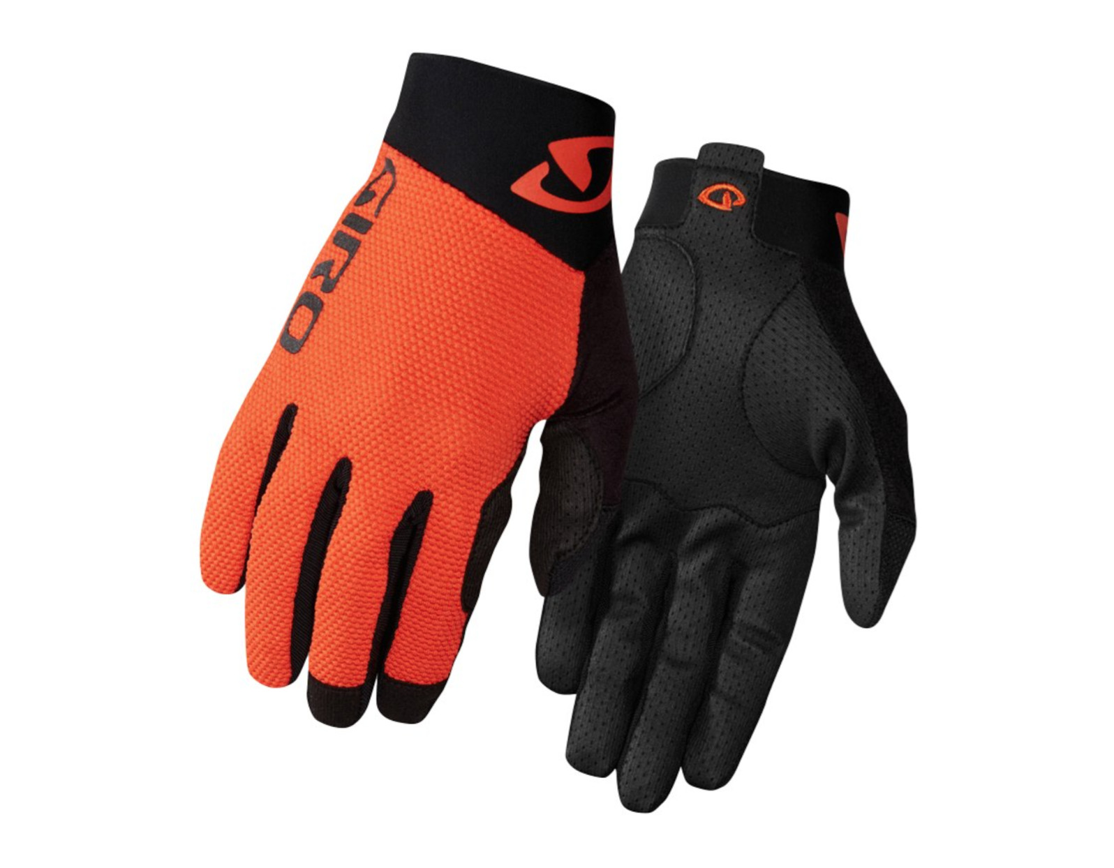 Giro Rivet II Gloves Giro Rivet II Gloves - Flame:Black