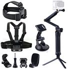 Smatree 9 in 1 Gopro Accessories