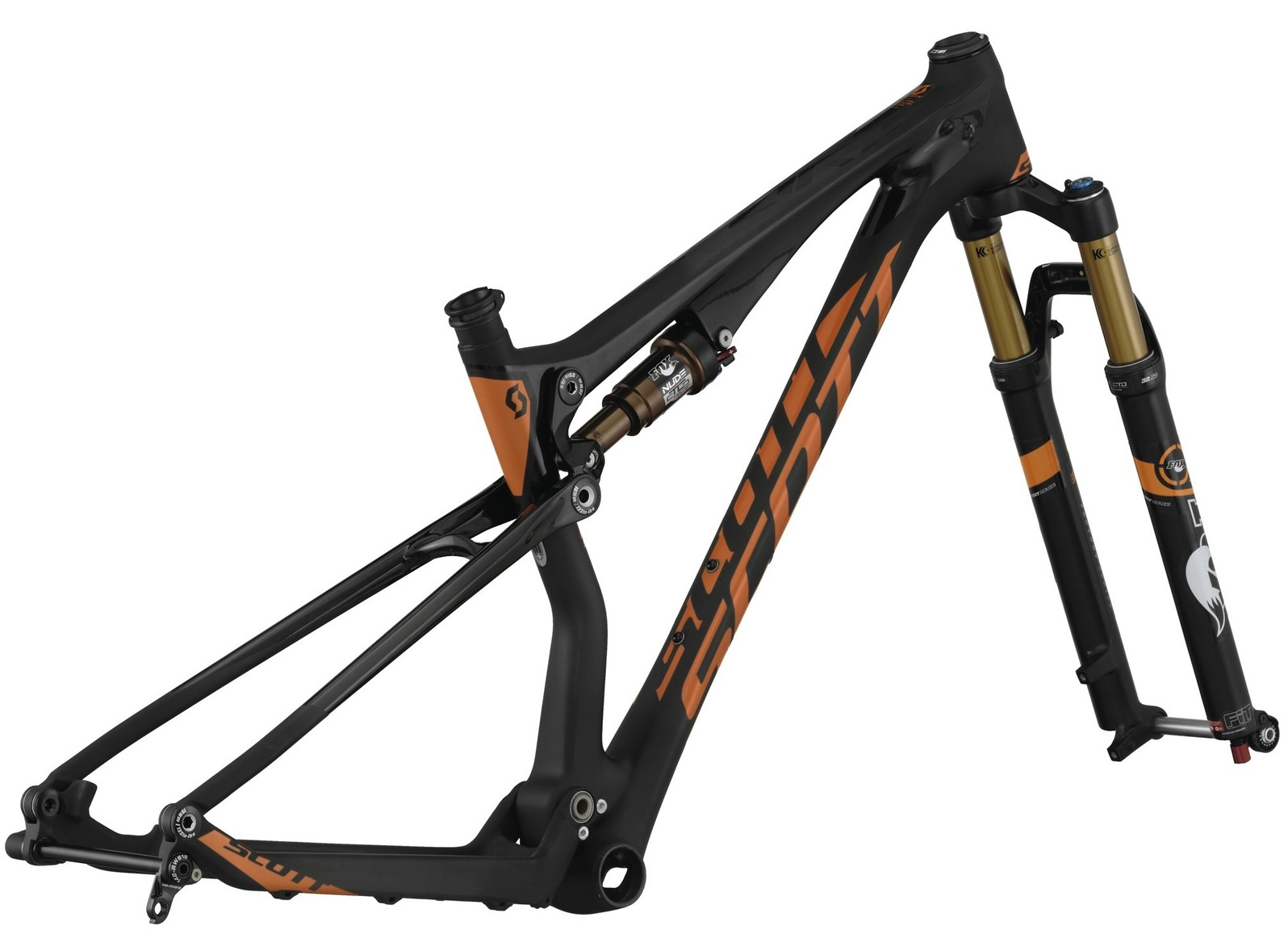 Scott Spark 900 SL Frame Set