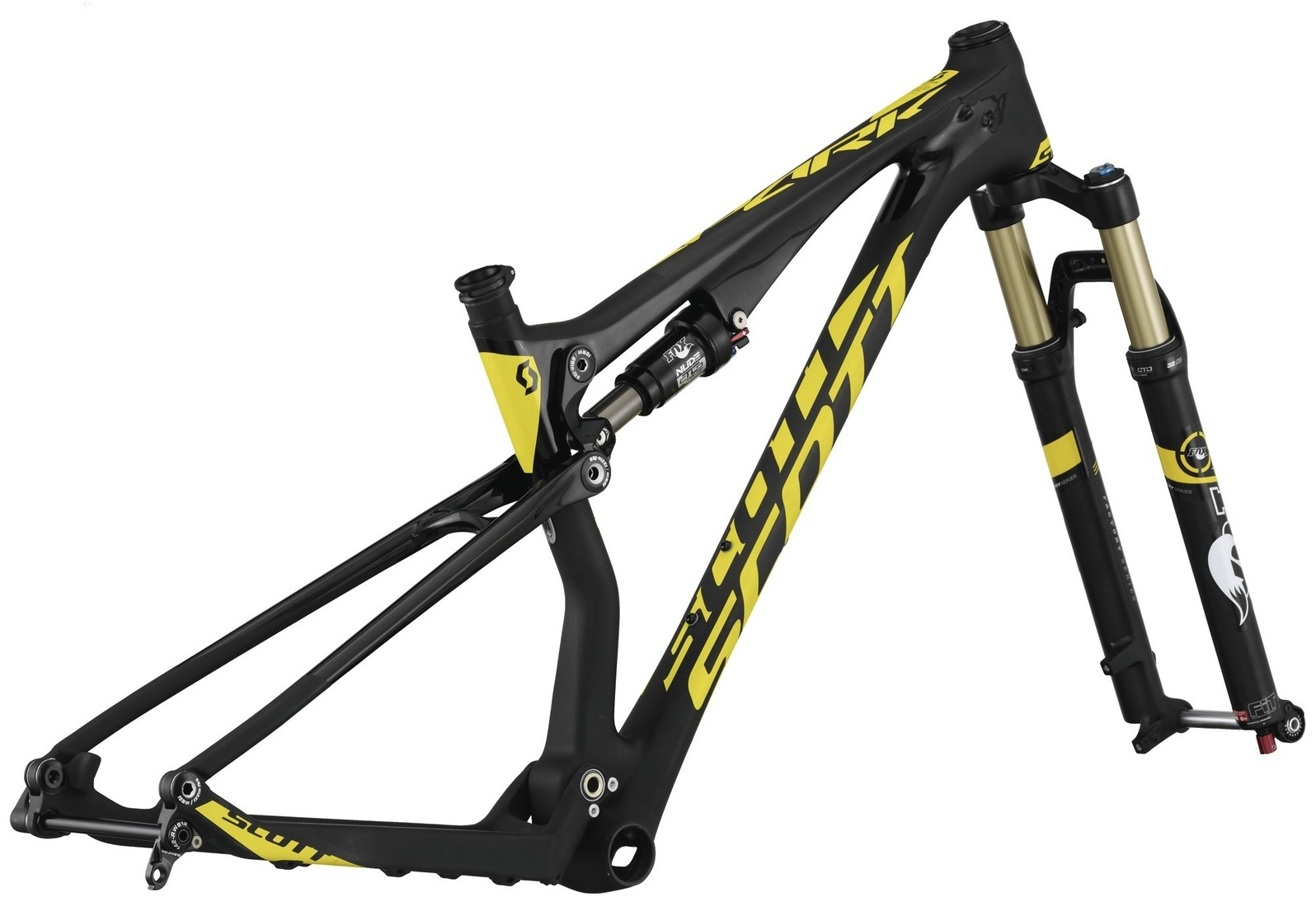 Scott Spark 900 RC Frame Set
