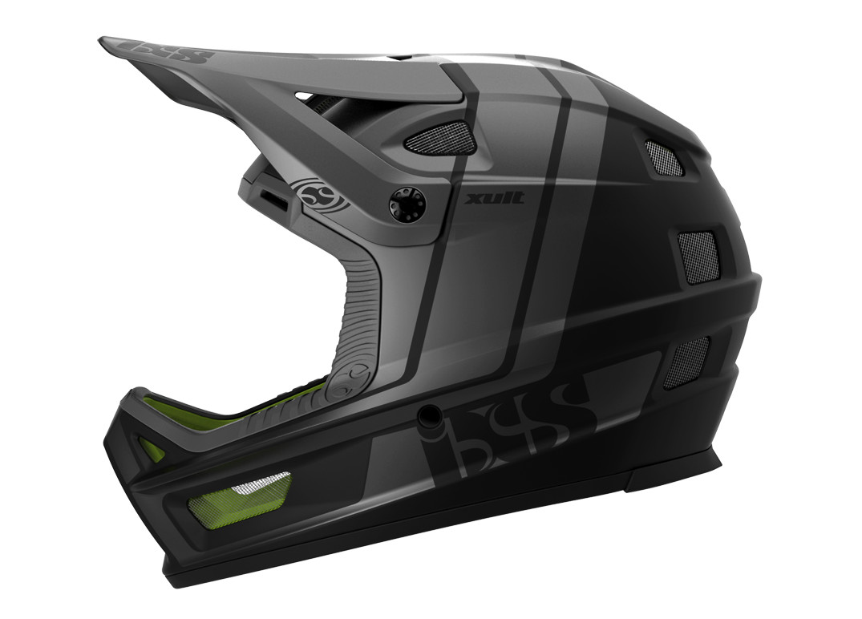 iXS Xult Helmet - Black