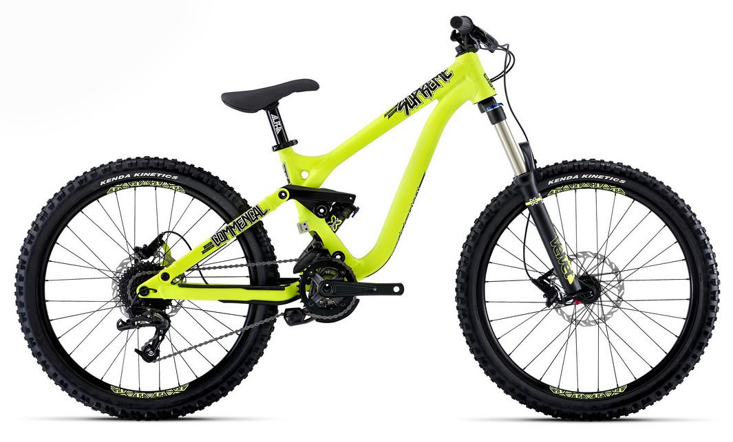 2015 Commencal Supreme 24 bike