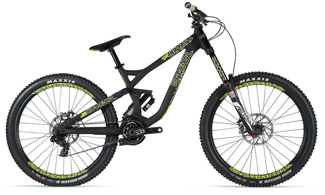 2015 Commencal Supreme DH V3 650b WC Bike - Reviews ...