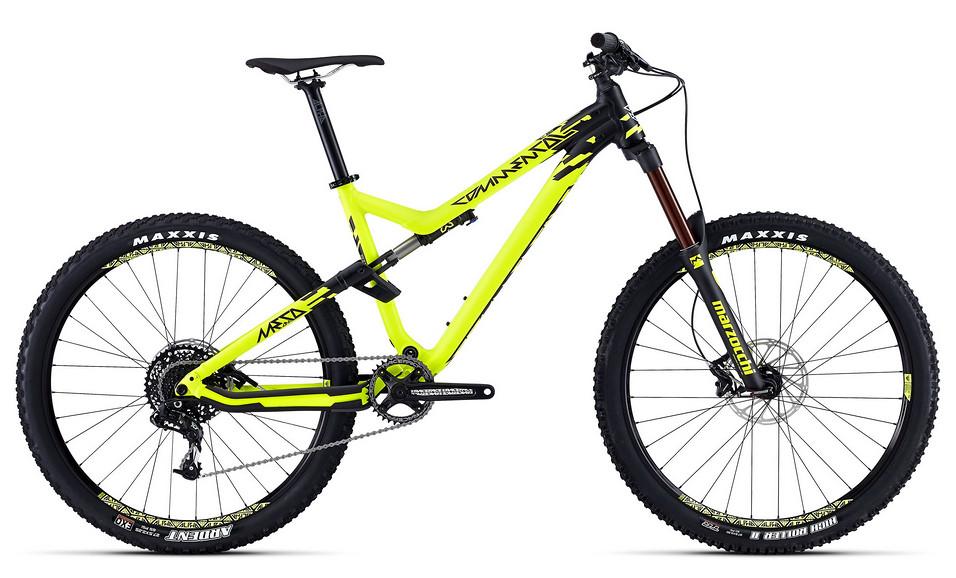 2015 Commencal Meta AM V4 Origin 650b Bike
