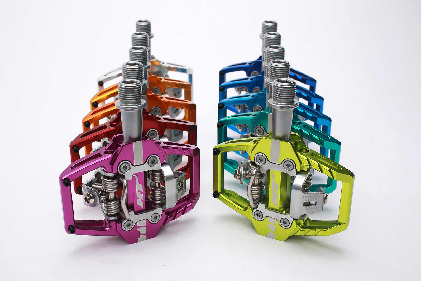 HT Components  T1 Clipless Pedals HT T1 Clipless Pedals