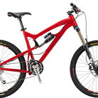 2011 Santa Cruz Nomad Freeride Bike