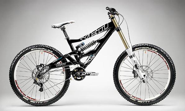 2010 Yeti 303-R DH Bike 303rdh