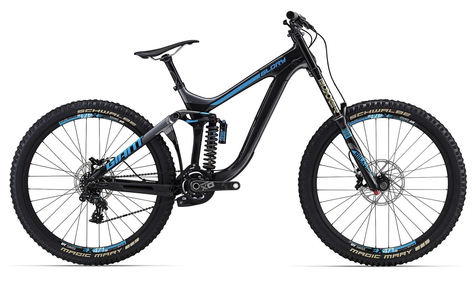 2016 Giant Glory Advanced 27.5 0