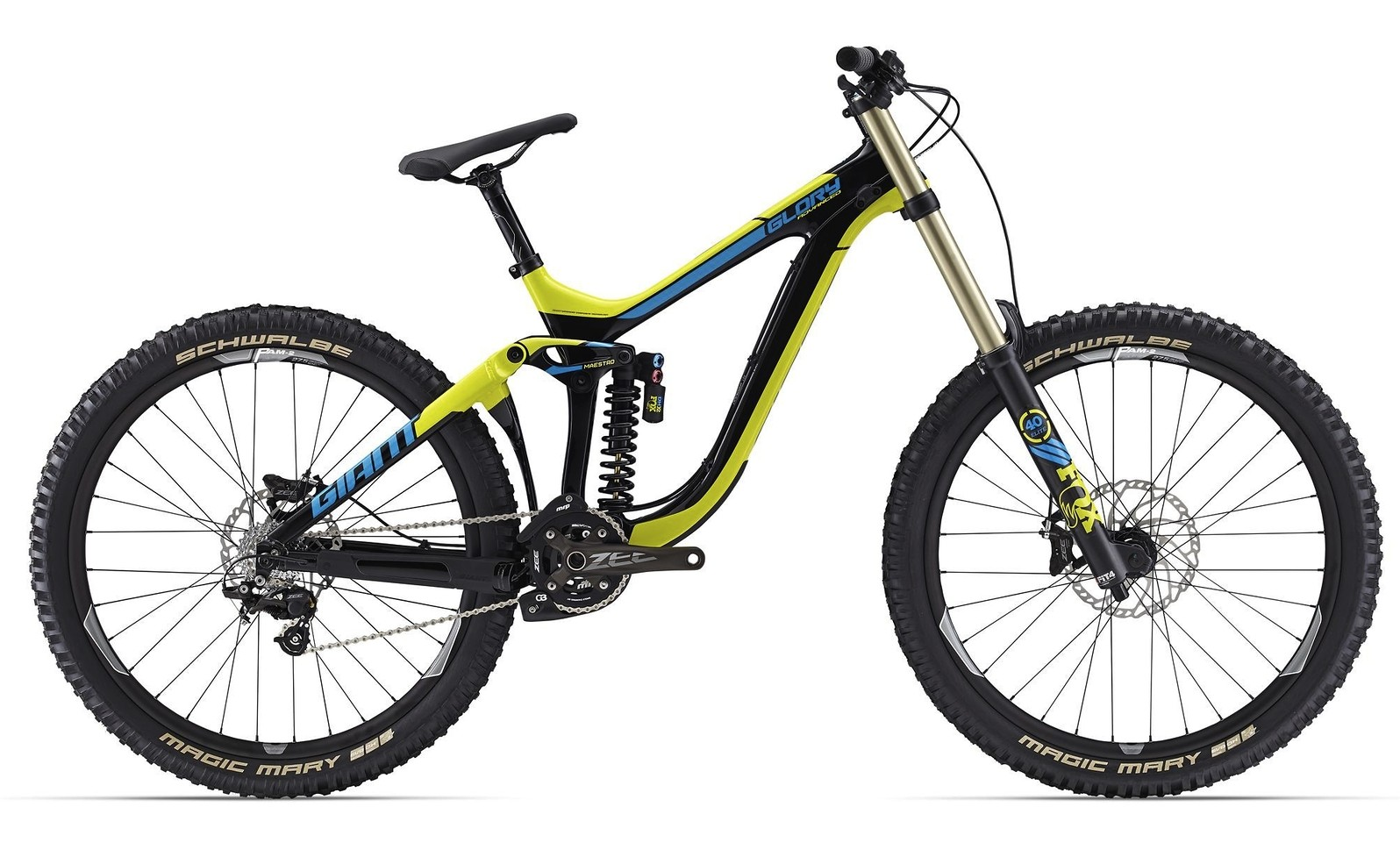 2016 Giant Glory Advanced 27.5 1