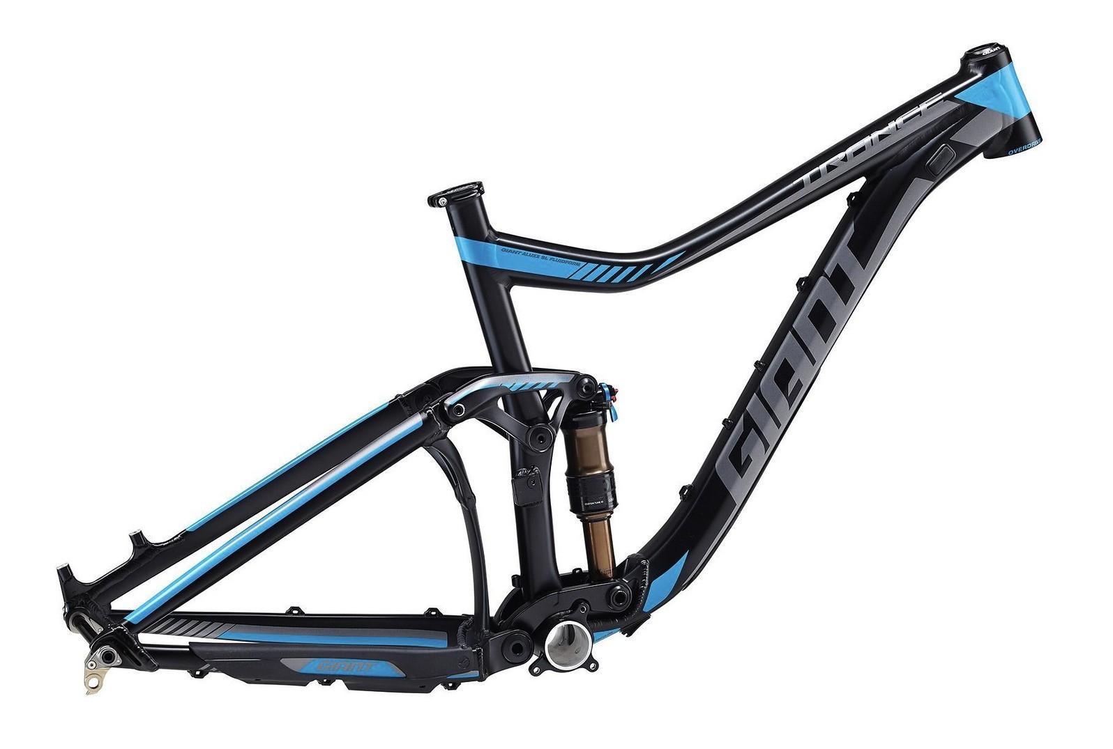 Continental Bike Tires >> Giant Trance Aluxx 27.5 - 2016 Frame - Reviews, Comparisons, Specs - Mountain Bike Frames ...