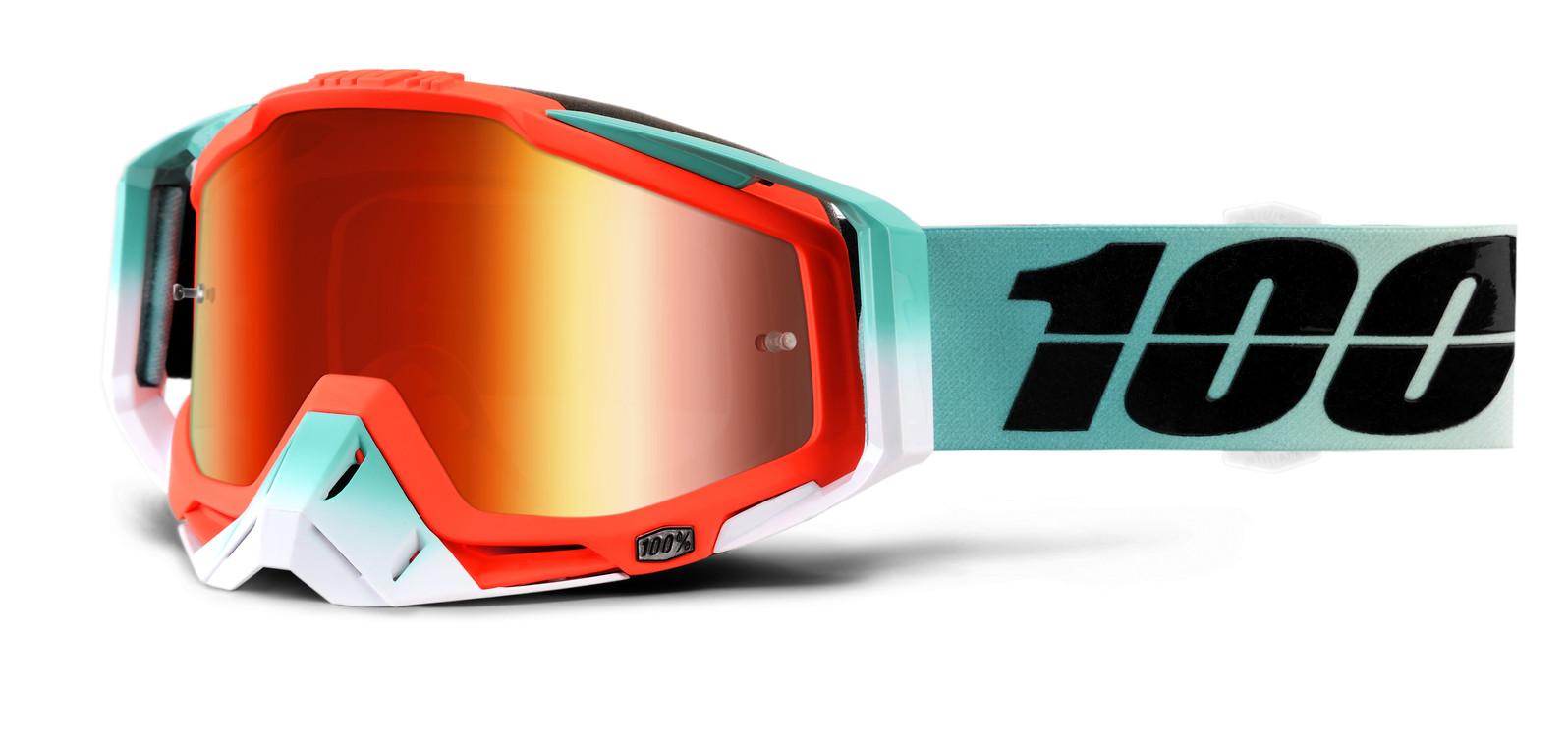100% Racecraft Goggle - Cubica