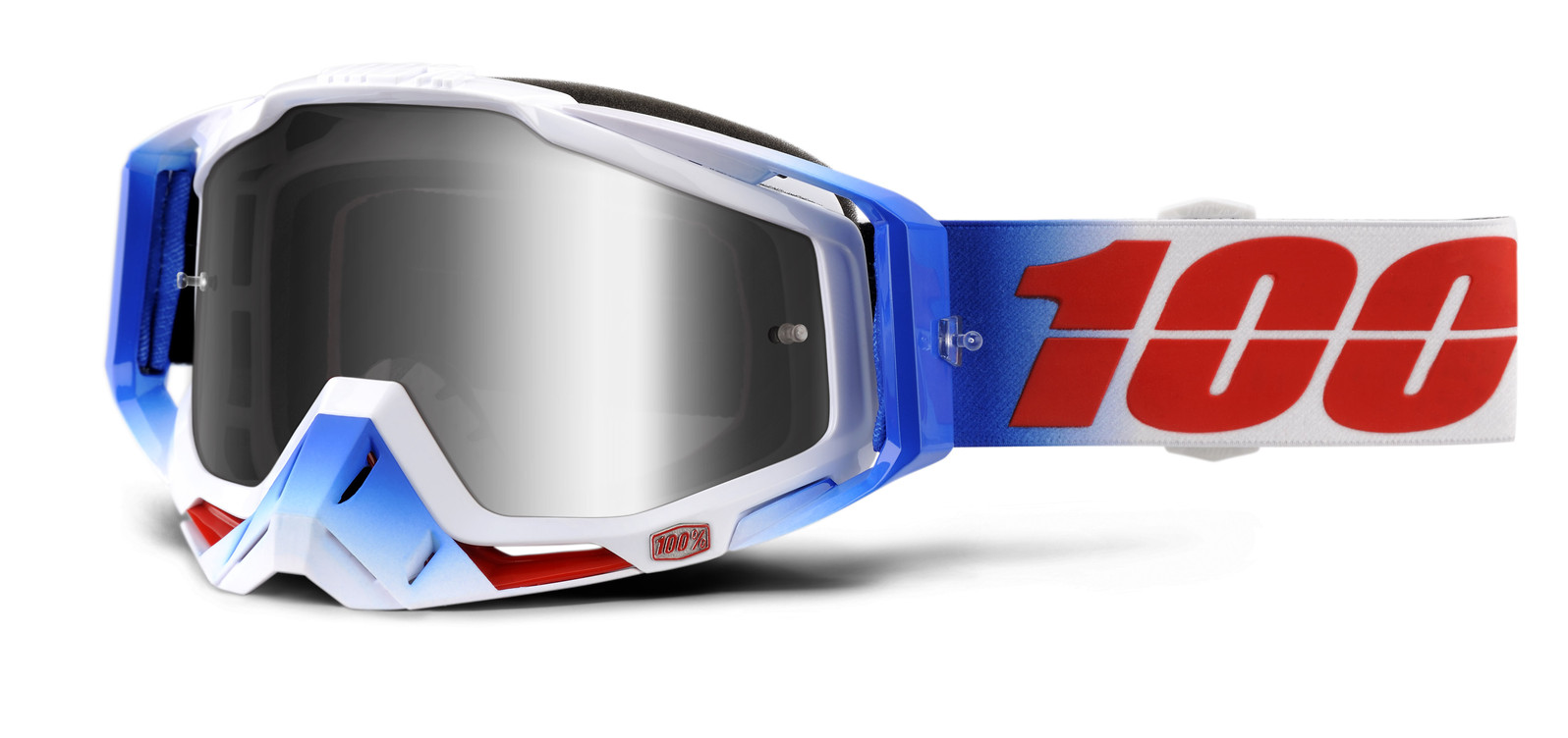 5931adf6e0 100% Racecraft Goggles - Reviews