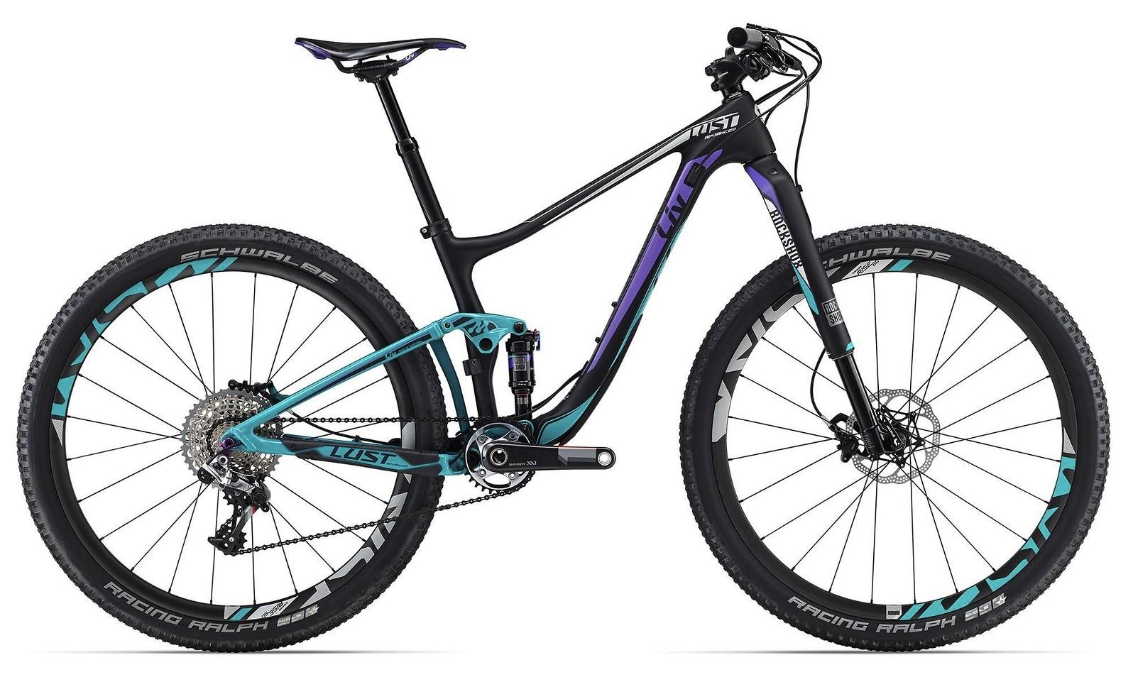 2016 Liv Lust Advanced Bike