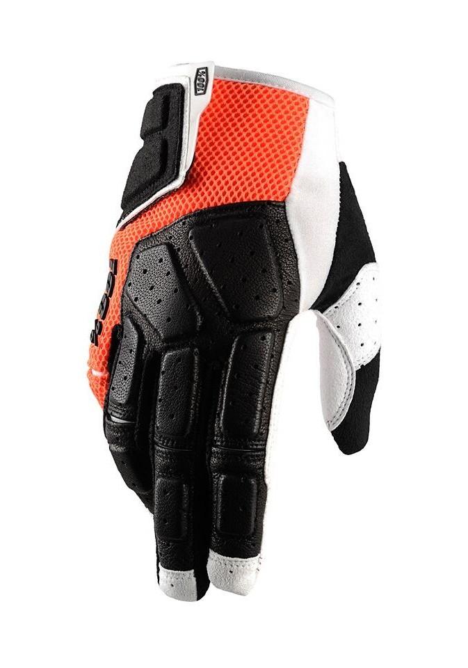 100% Simi Glove - Orange