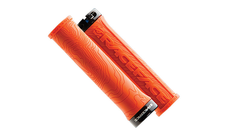Race Face Half Nelson Grip Orange