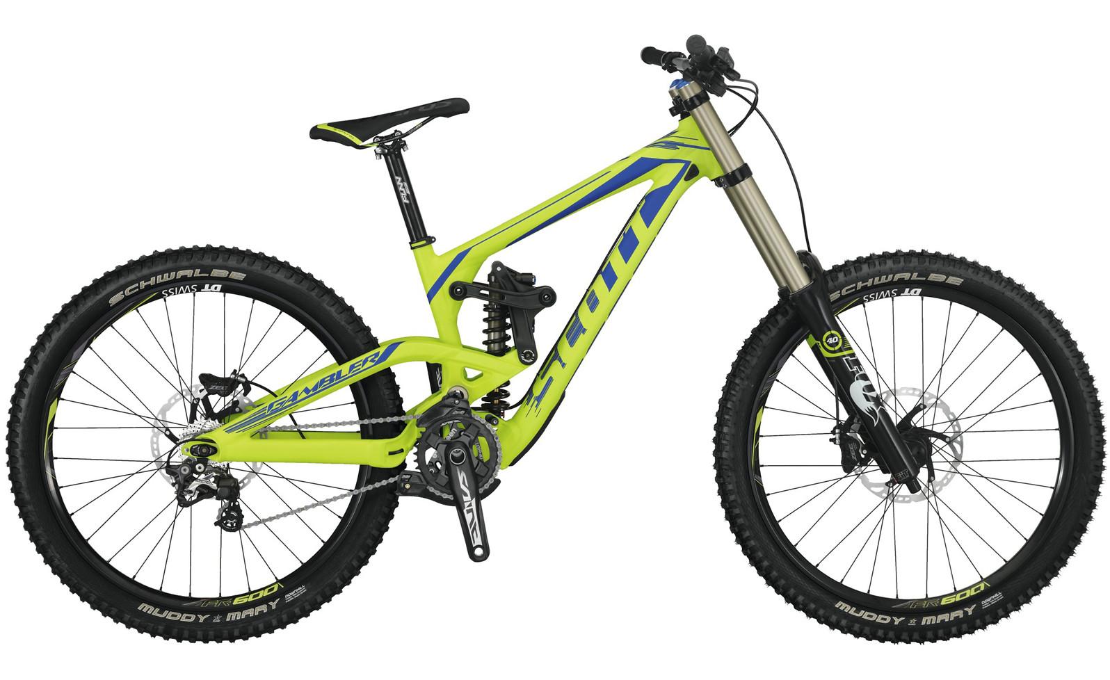 82fe7098328 2013 Scott Gambler 10 - Reviews, Comparisons, Specs - Mountain Bikes ...
