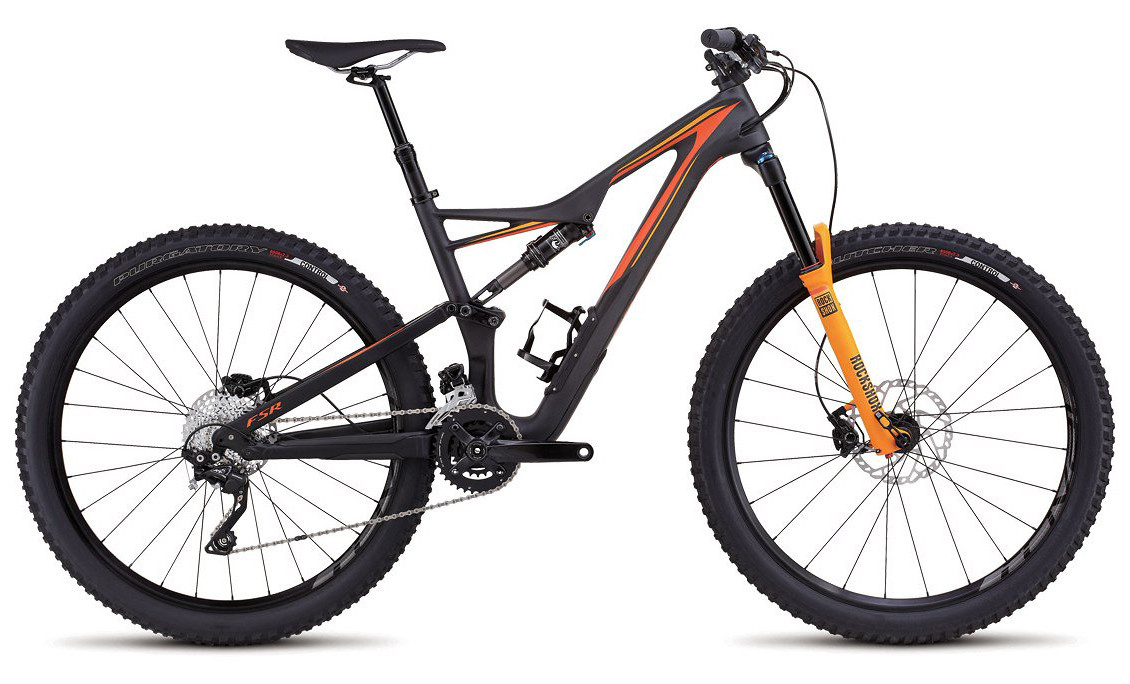 2016 Specialized Stumpjumper FSR Comp Carbon 650b - Reviews ...