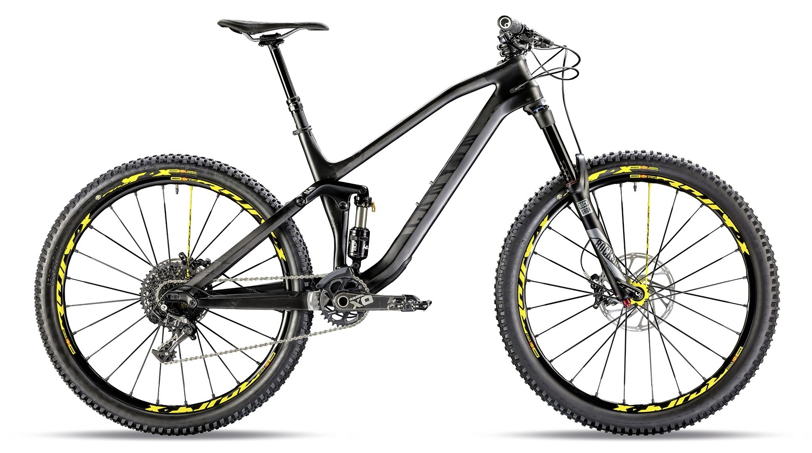 2016 Canyon Spectral CF 9.0 EX Bike