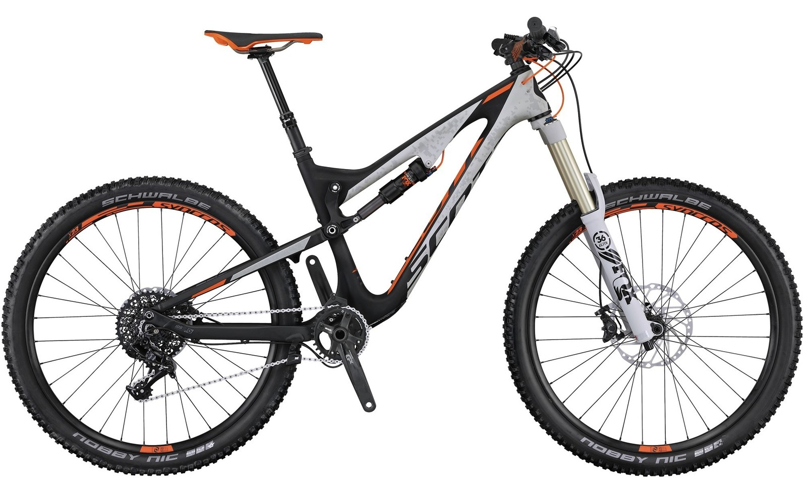 d6cc40f65b8 2016 Scott Genius LT 710 - Reviews, Comparisons, Specs - Mountain ...
