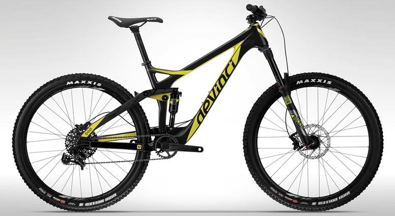 2016 Devinci Troy Carbon RR Bike