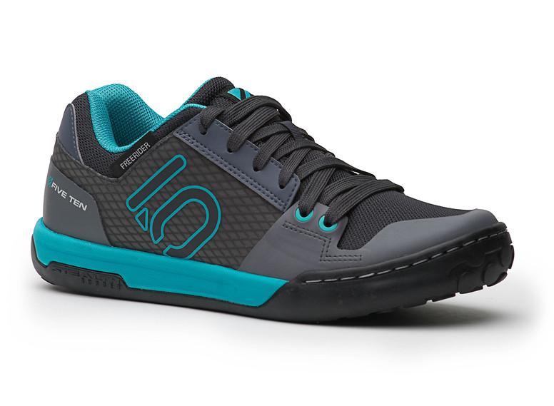 Five Ten Freerider Contact Women's MTB Shoe - Shock Green/Onix