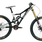 2012 Rocky Mountain Flatline World Cup Full Suspension Bike