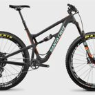 2016 Santa Cruz Hightower Carbon C S 27.5+ Bike