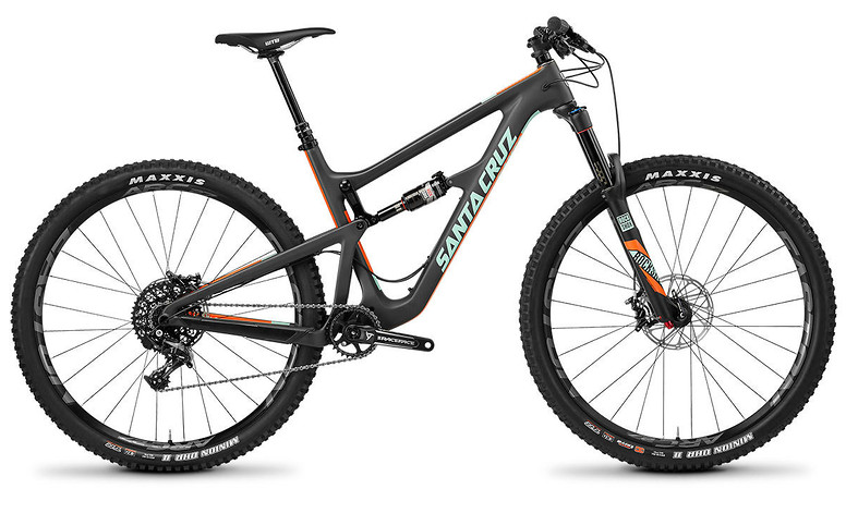 Santa Cruz Hightower CC X01