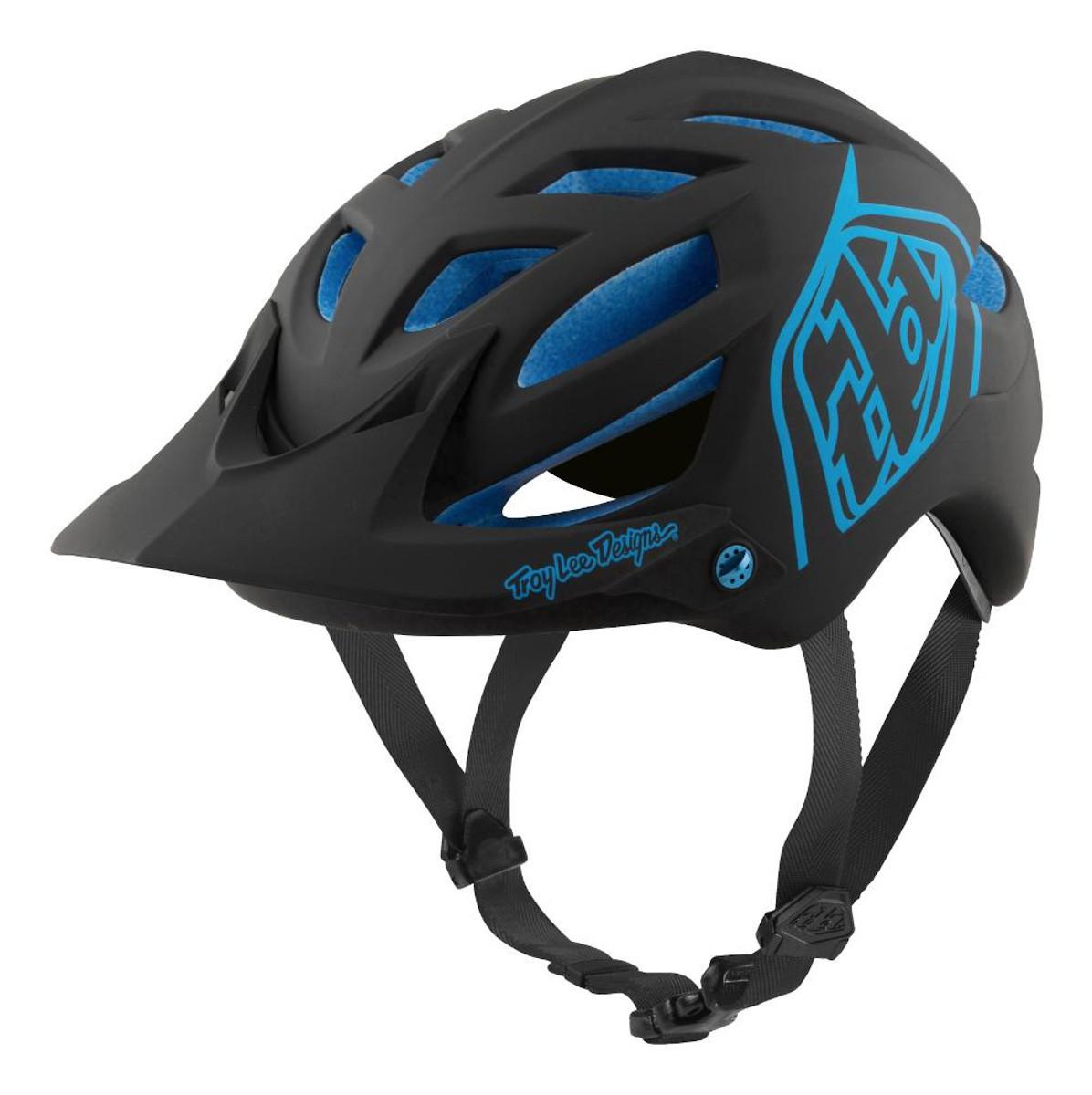 TLD A1 MIPS Helmet - 2018 Classic Black/Blue