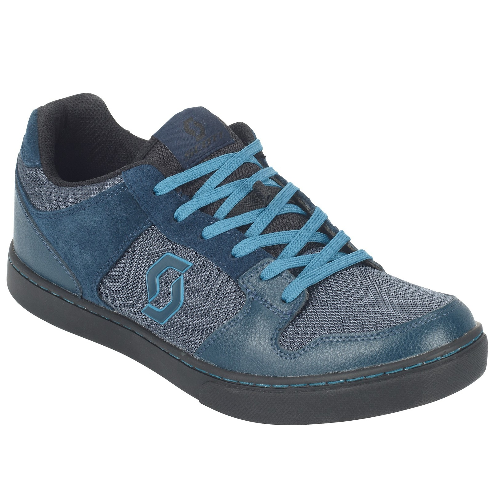 Scott FR10 shoe in blue/black