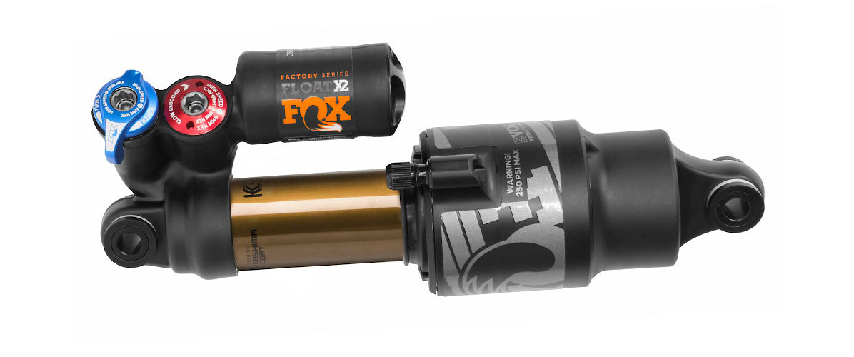 FOX FLOAT X2 Factory 2-Position Rear Shock - Reviews