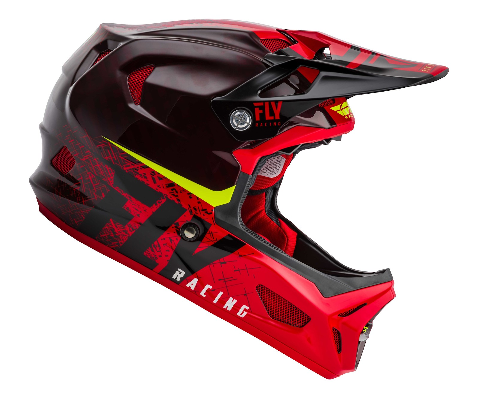 WERX Imprint MIPS Helmet (Black/Red)