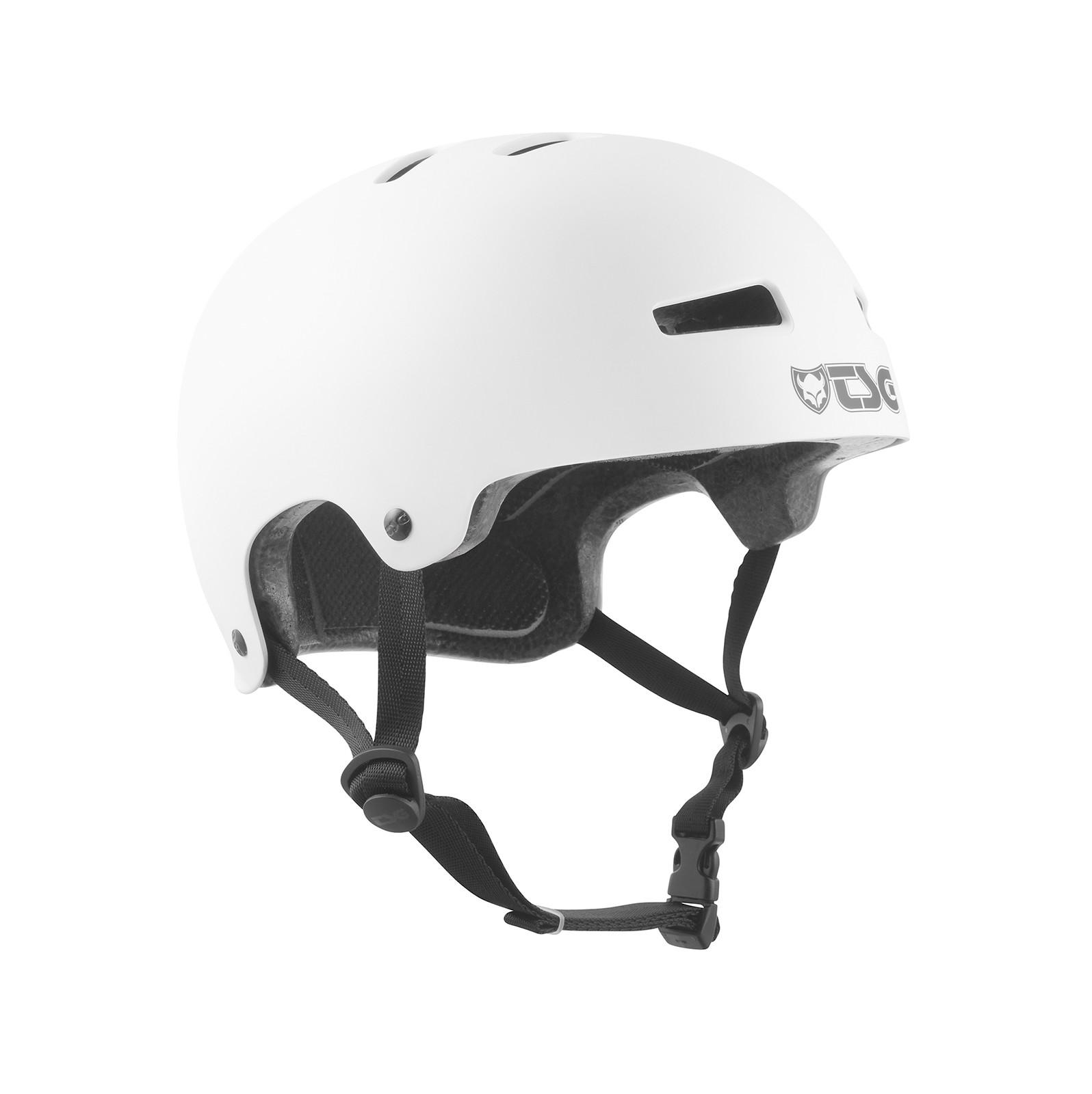 TSG BMX//Dirt Helm Evolution Injected Color Injected Black
