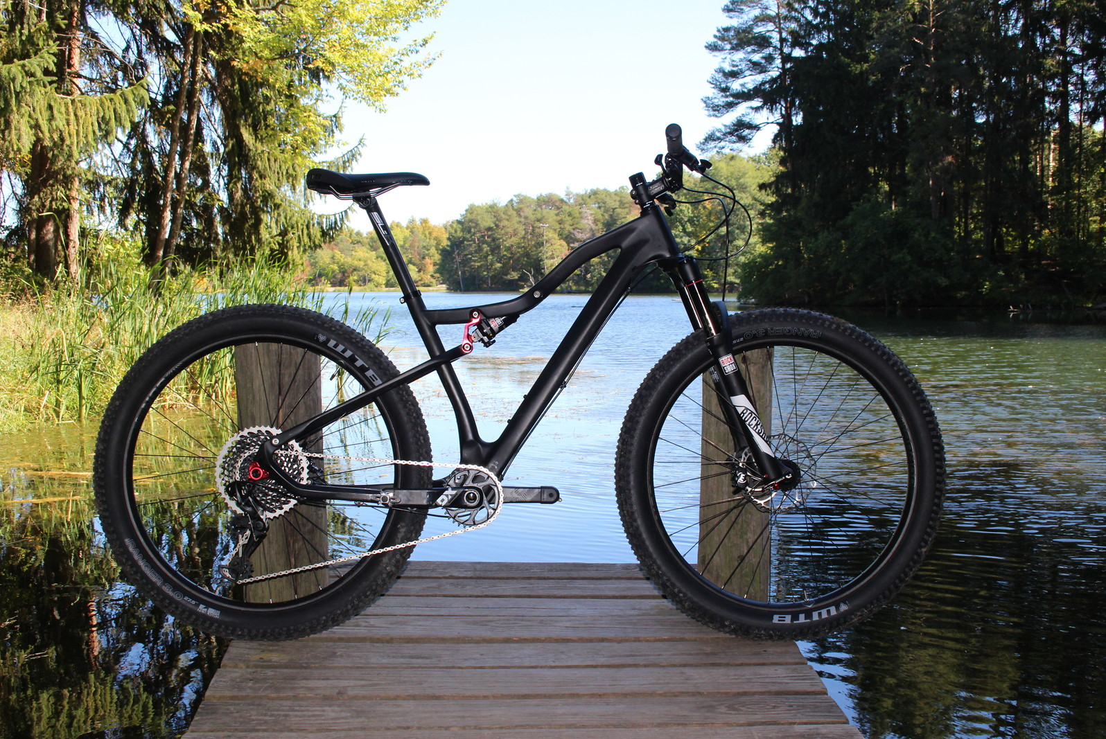 2017 Growler Bikes E Ville 27 5 Carbon Fiber Full