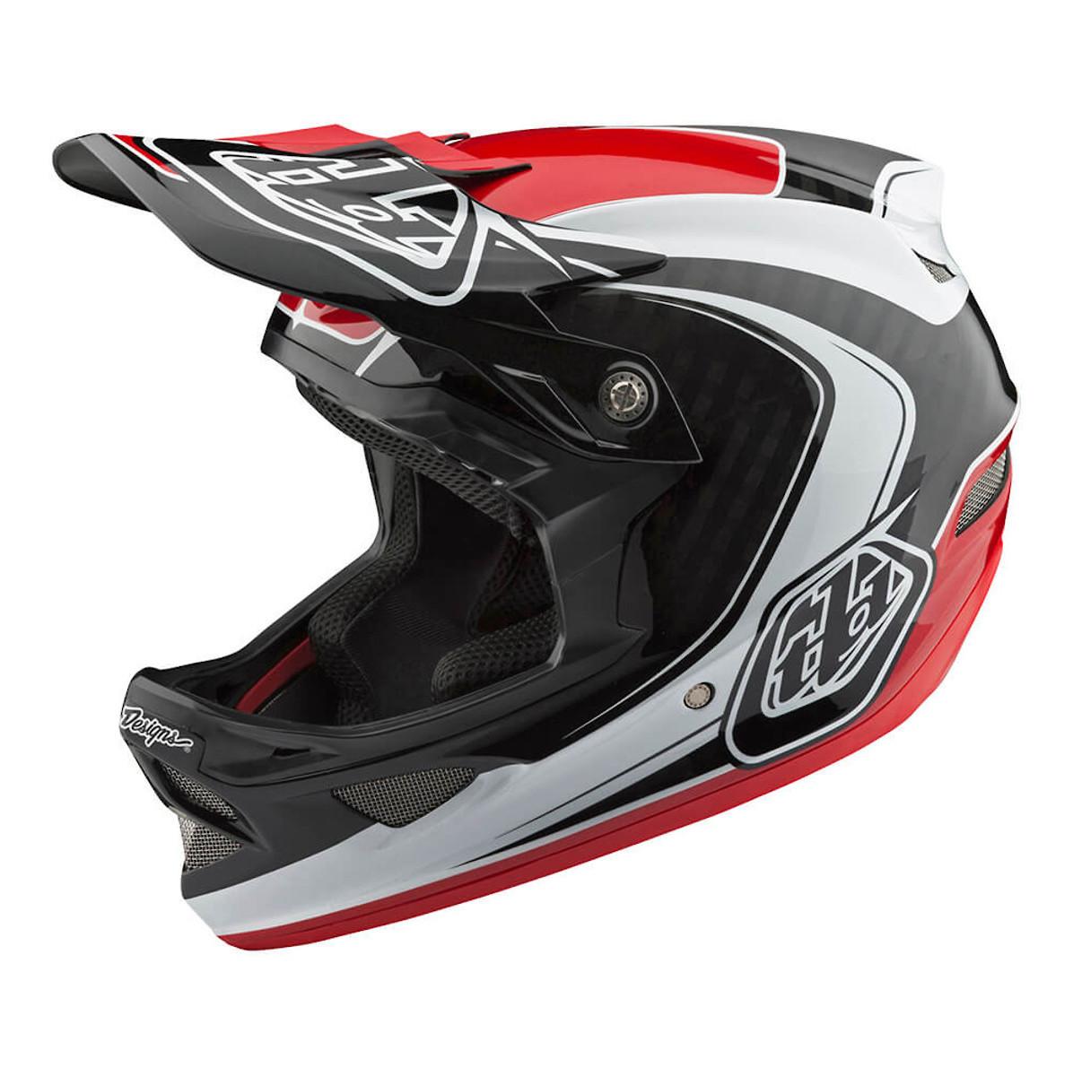 TLD D3 Carbon MIPS Helmet Mirage Ocean