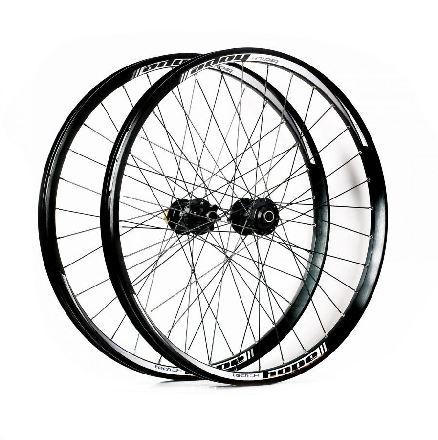 Hope Technology DH Pro 4 Wheels