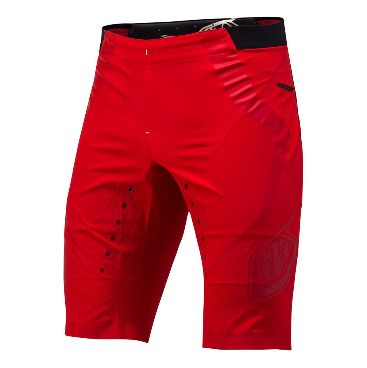 TLD Ace Short (Red)