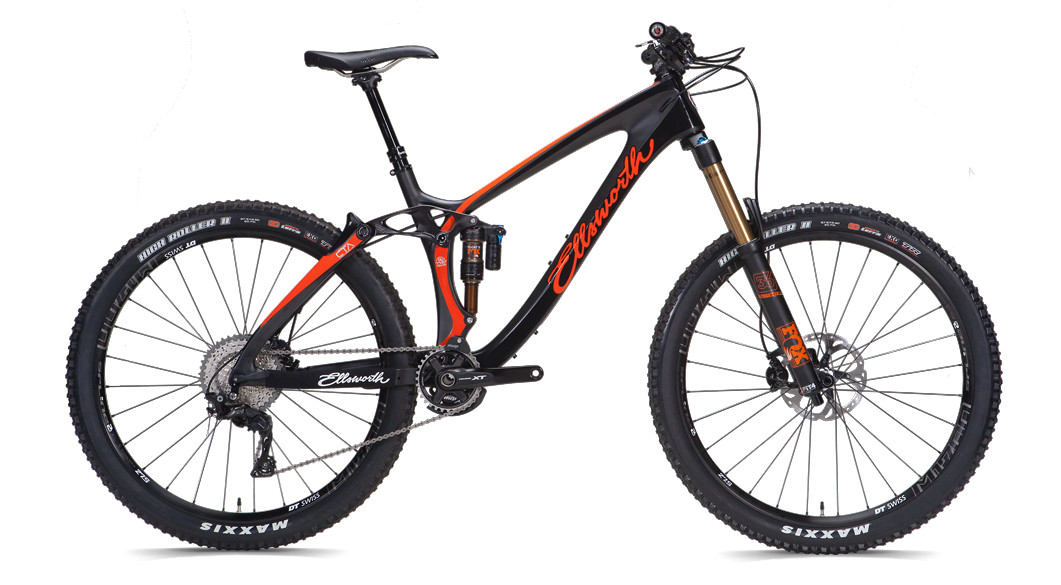 2017 Ellsworth Rogue Sixty (Foxy Orange)