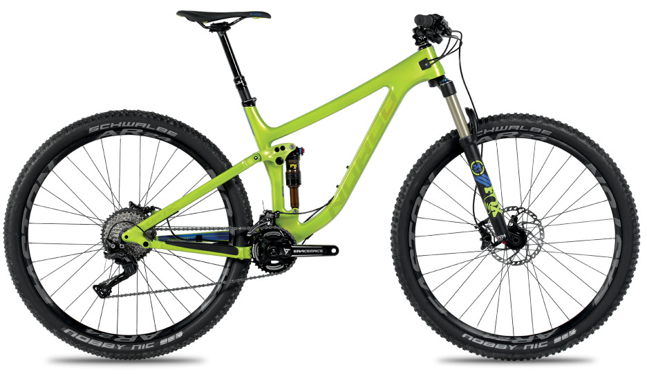 2017 Norco Optic Carbon 9.2