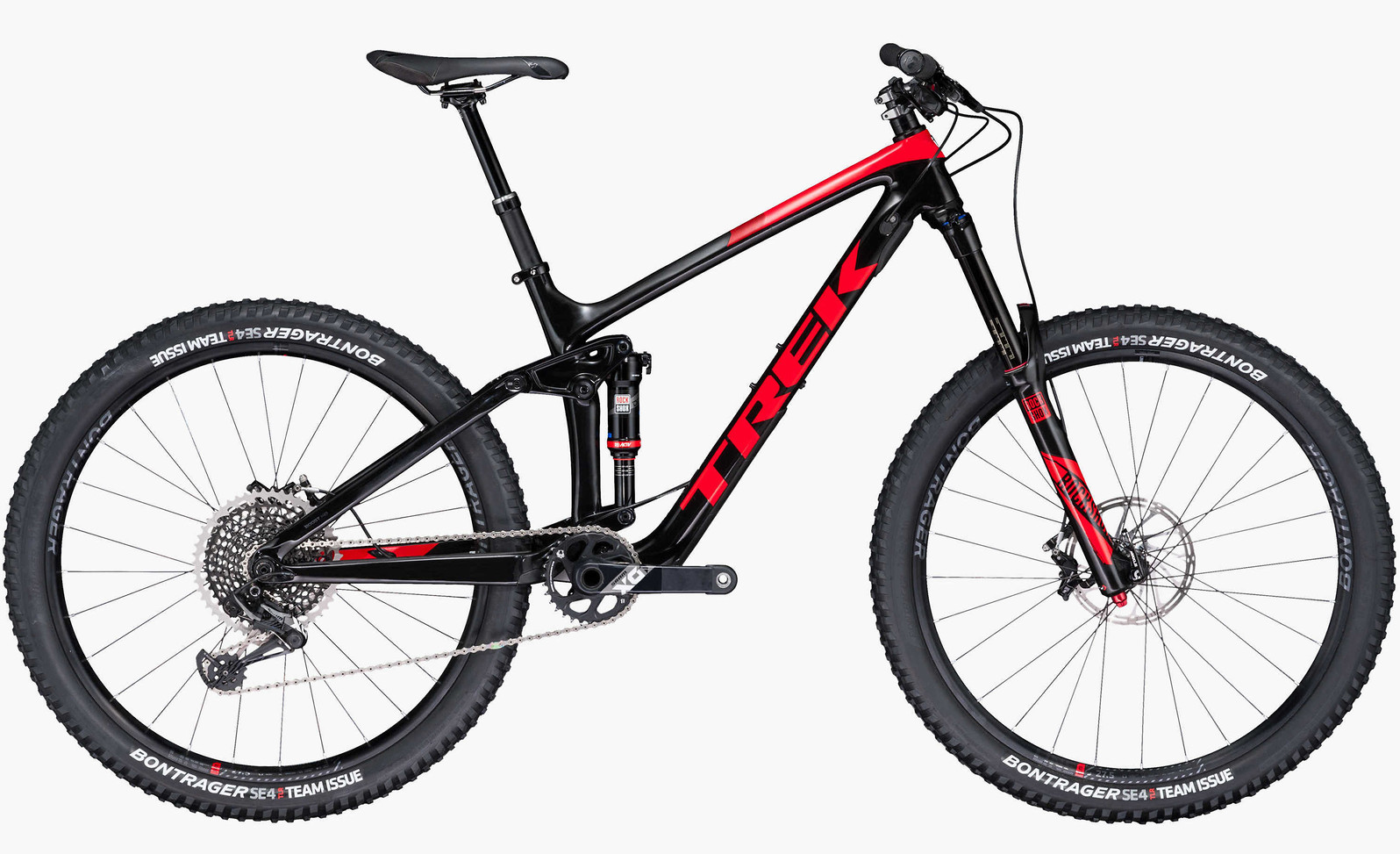 2017 Trek Remedy 9.9 Race Shop Limited Bike